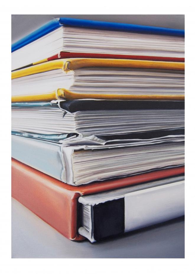 5 Studies (Artist Collectors) 2011