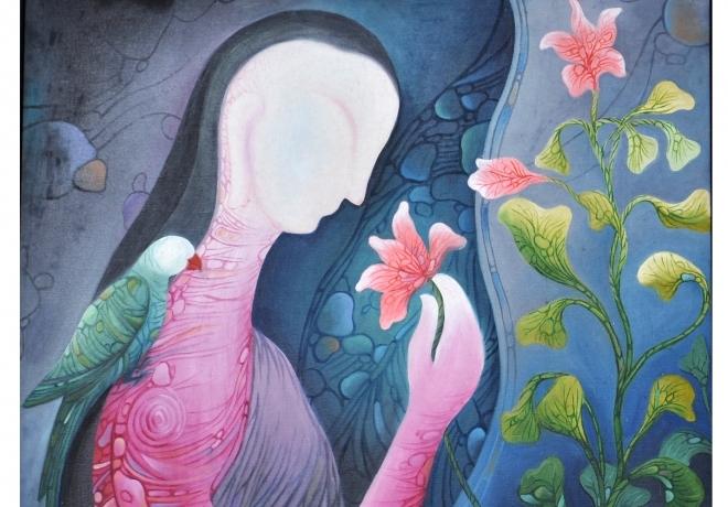 Paintings by Kumbakonam Artists