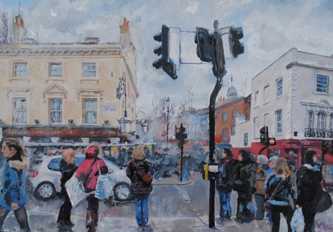 Portobello Road Crossing