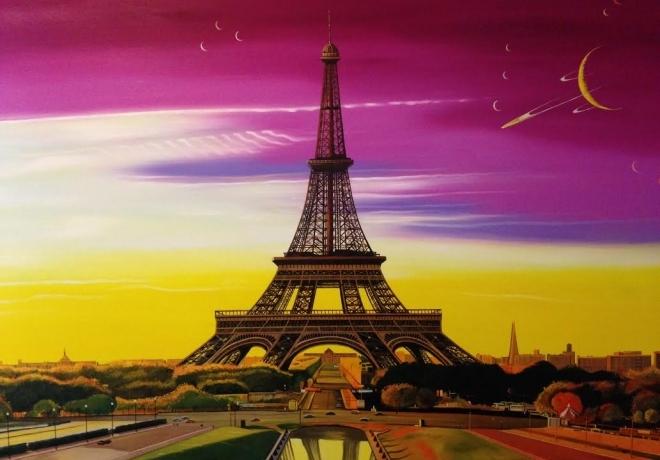 Alien Paris