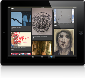 Soul Fiction iPad app